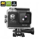 Capture stunning 4K footage and 20MP pictures with the Elephone EleCam Explorer Elite wide angle lens action camera