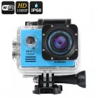 SJ9000 Wi-Fi 1080P Action Camera (Blue)