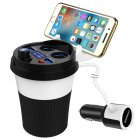 Car Bluetooth Cup Adaptor