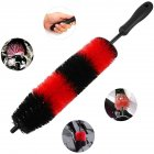 Car Brush Wheel Hub Special Car Hair Brush Tire Brush Soft Hair Cleaning Beauty Supplies small