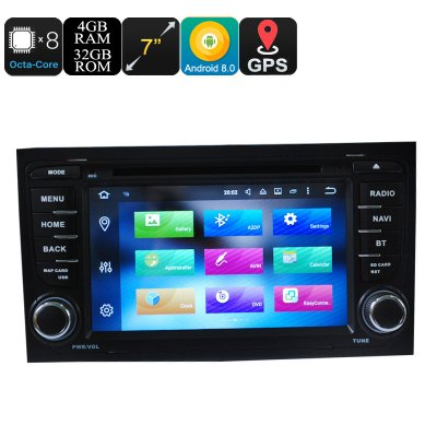 Audi Car DVD Player