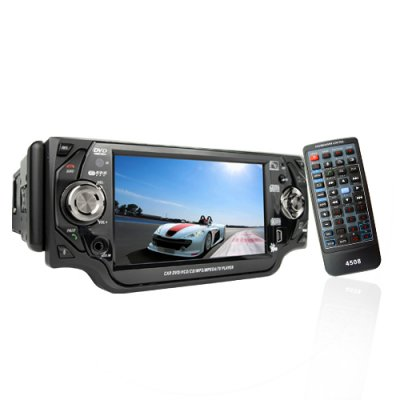 4.5 Inch Touchscreen DVD