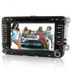 Car DVD player for Volkswagen featuring GPS  DVB T and 800x400resolution for a all in one mobile media station for your VW