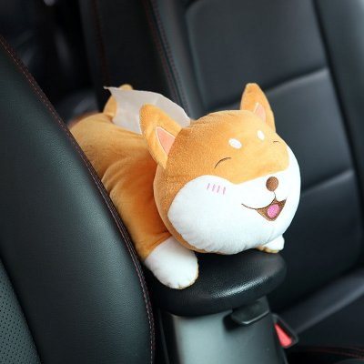 Car Hanging Seat Back Car Tissue Box