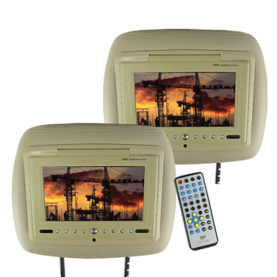 7 Inch Headrest Car Video Player
