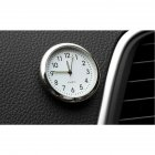 Car Ornament Automotive Clock