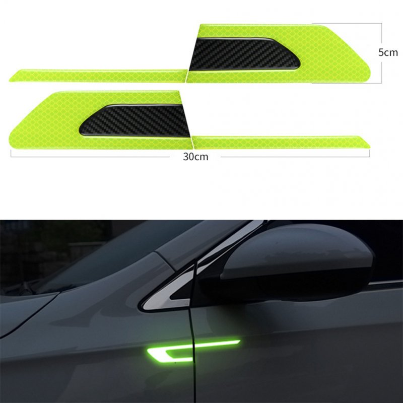 Car Reflective Strip Warning Stickers
