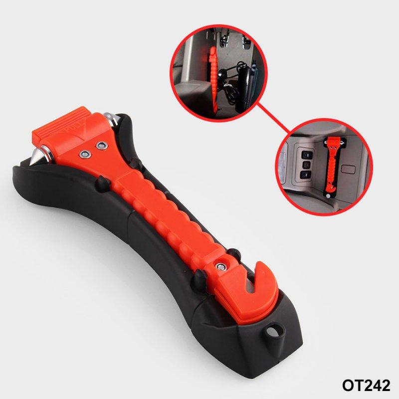 Car safety hammer life saving emergency hammer glass breakers Life Hammer