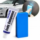 Car Scratch Paint Care Body Compound Polishing Scratching Paste Repair Wax  As shown