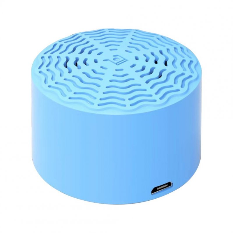 Car Smart AI Bluetooth Portable Speaker blue