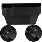 Car Storage Box Car Storage Box Car Seat Gap Storage Bag Leakproof Storage Box Main driving side