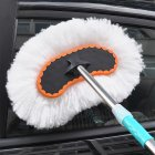 Car Wash Brush Automobiles Brushes Mop Adjustable Telescopic Cleaning Tool Supplies Wiping Auto Care 95cm