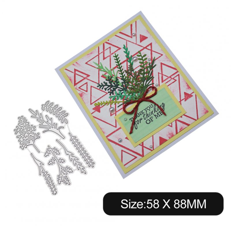 Carbon Steel Cutting Dies for DIY Scrapbooking Album Paper Cards Decorative Crafts Envelope Lace / Invitation Lace 1805567