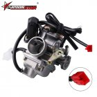 Carburetor Set Motorcycle 50cc Scooter Gy6 Four Stroke Jet Engine Upgrading Carburetor MB-FP016