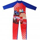 Cartoon Boy Kids Swimsuit