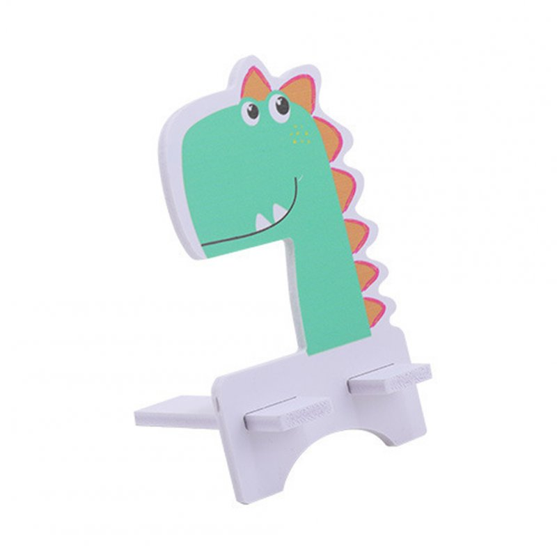 Cartoon Phone Stand Multifunction Holders for Smartphones Tablets dinosaur