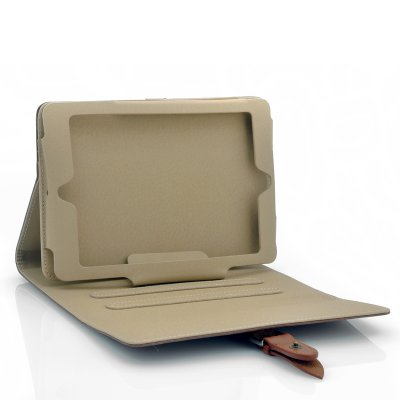 Leather Protective Case for iPad Mini