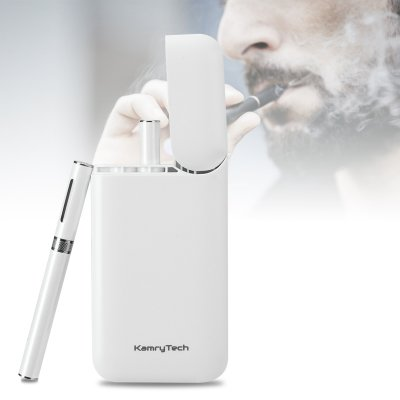 Cassiel Kit Cigalike E-Cigarette (White)