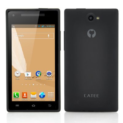 Catee CT200 MTK6572 Phone (Black)
