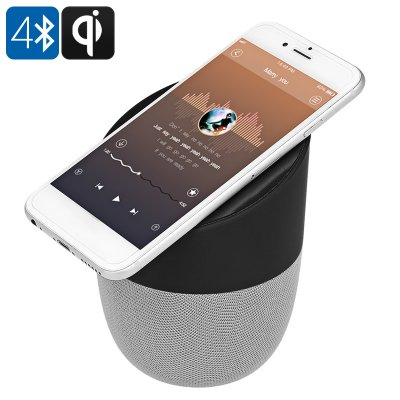 648f507167b Wholesale Bluetooth Speaker With Wireless Charger From China
