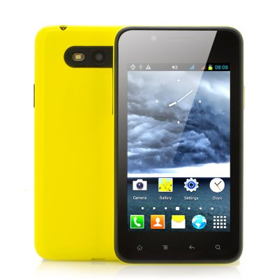 Low Priced 4 Inch Android Phone - Storm (Y)