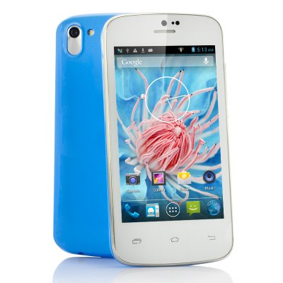 4 Inch Slim Android 4.2 Phone - Clematis (BL)