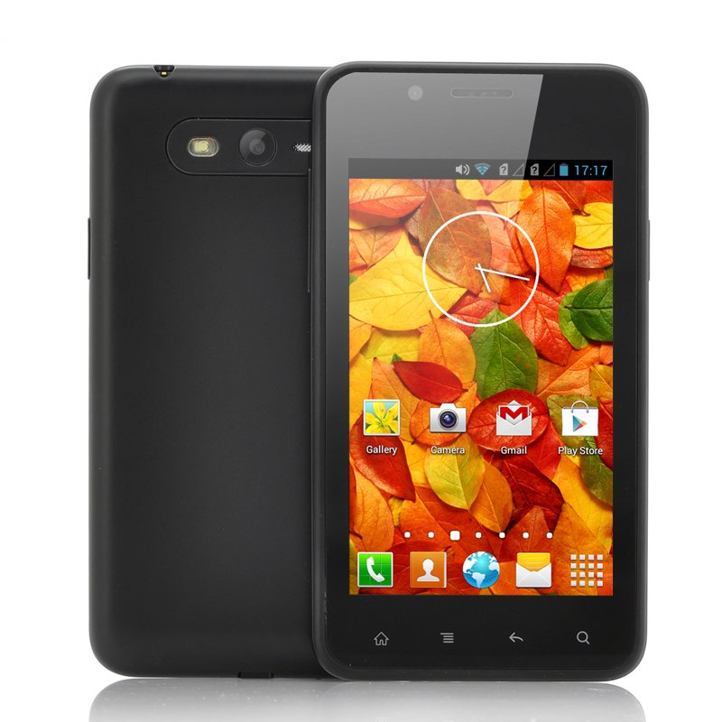 4 Inch Android 4.2 Phone - Thunder