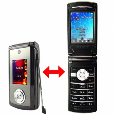 Two Screen Cell Phone