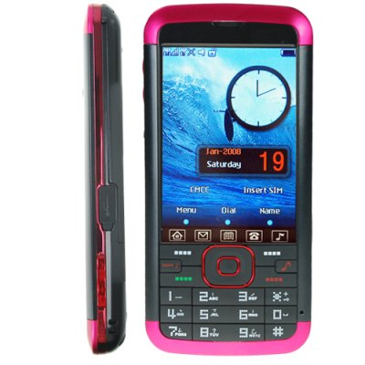 Beautiful 3.0 Touch Screen Cell Phone