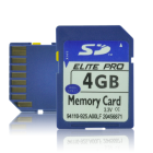 4GB SD Card