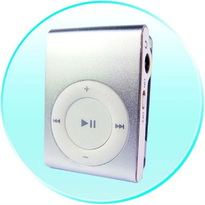 Clip MP3 Player 1GB