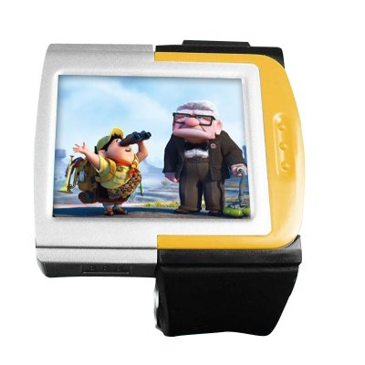 MP4 Watch Big Screen