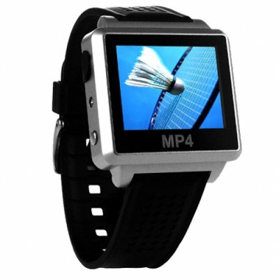 2GB MP4 Watch