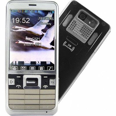 Quad Band Touch Screen Cell Phone