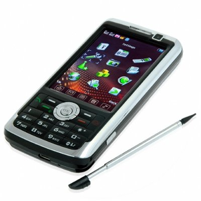 Quad Band Touchscreen Cell Phone