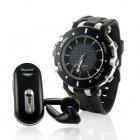 Bluetooth MP3 Player Watch - Built-in 2GB Flash