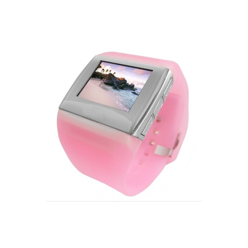 MP4 Media Player Watch