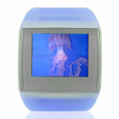 1.5 Inch OLED Watch MP4 Player