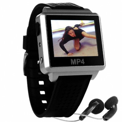 MP4 Sportswatch 4GB