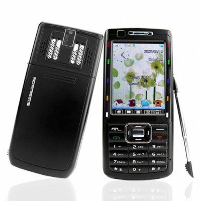 Touchscreen Mobile Phone
