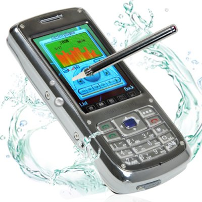 Waterproof Cell Phone