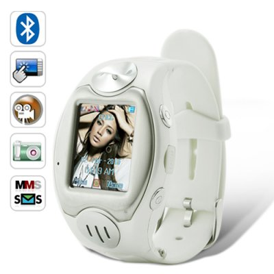 Quadband watch phone