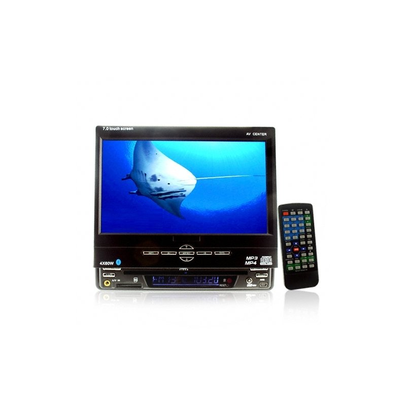 Bluetooth Car DVD Player