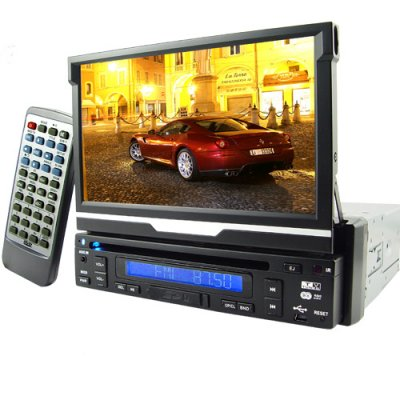 Car Video DVD Player