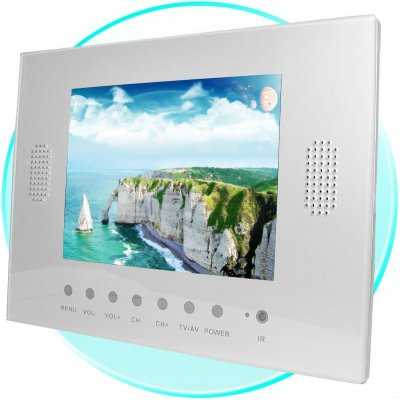Waterproof LCD Monitor - 8