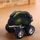 Children Mini Dinosaur Vehicle Toy