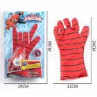 Children Cute Cartoon Movie Figure Gloves Toy Launcher Spiderman