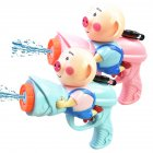 Children Holiday Fashion Pig Design Blaster Water Toy Kids Colorful Beach Squirt Toy (Random Color)