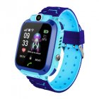 Children Kids Smart Watch Anti-Lost SOS Tracker Smartwatch  [A28-F] blue