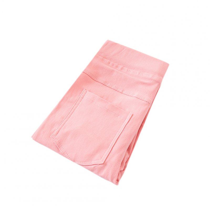 Children Pencil Pants Stretchy Trousers
